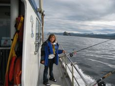Oregon Ocean fishing