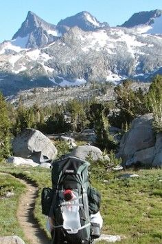 Photo Gallery Hiking the John Muir Trail  John muir trail John