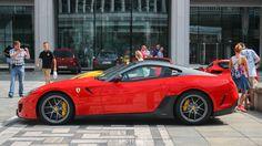 599GTO during Ferrari Corsa Baltica 2016 #carspotting #cars #car #carporn #supercar #carspotter #supercars