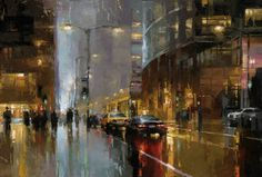 cityscapes by Victor Bauer