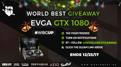 Enter This EVGA GTX 1080 Graphics Card #Giveaway!