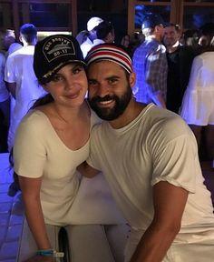 Lana Del Rey at Nobu Malibu's 4th of July white party #LDR
