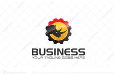 Logo for sale: Rhino  Logo