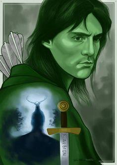 Robin Hood/ Robin of Sherwood series