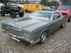 Lincoln Continental Coupe (1972)