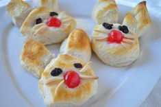 Bunny Biscuits -Easy Easter Kids Recipes Makes Fun Easter Kid Snacks   The Healthy Cooking Blog