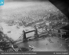 Tower Bridge 1921