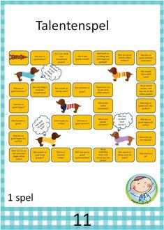 Lezen met kernen – Weg van onderwijs Social Work, Social Skills, Kids Education, Special Education, Games For Kids, Diy For Kids, Leader In Me, School Posters, Worlds Of Fun