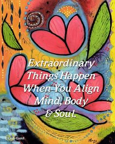 Sexual Attraction - Extraordinary things happen when you align mind, body soul. - 3 Easy Techniques To Create Sexual Attraction… Mind Body Spirit, Mind Body Soul, Body And Soul, Chakras Reiki, Sup Yoga, Bikram Yoga, Inspirational Quotes Pictures, Uplifting Quotes, Inspirational Thoughts