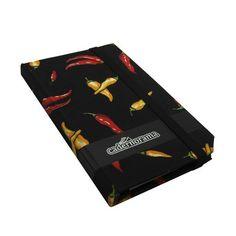 Caderneta Notepaper Essence - Pimenta - LOJA CADERNORAMA. suas ideias cabem aqui