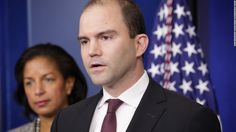 The Obama administration would veto any UN resolution that dictated a peace solution or recognized a Palestinian state, Deputy National Security Advisor Ben Rhodes said Wednesday.
