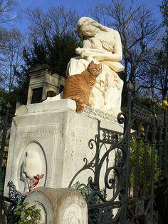 Chopin's grave, Père Lachaise