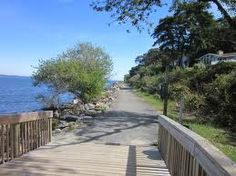 Henry Hudson Trail. 24 miles of paved trail to walk, run or bike throughout Monmouth County.