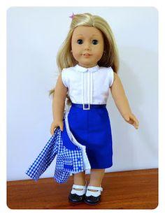 Valspierssews doll clothes