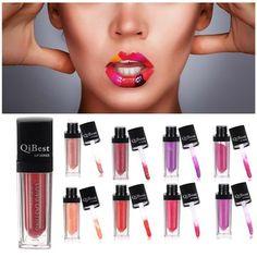 11 Colors Matte Waterproof Long Lasting Lip Gloss Liquid Stick at Banggood