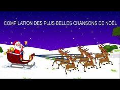Compilation des plus belles chansons de Noël | Chansons pour enfants | Petit papa Noël etc. - YouTube