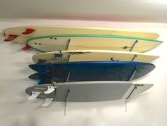 surfboard storage and organization for your home or garage - 4+ surfboards