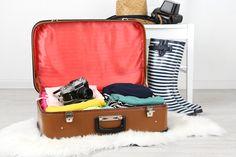 ¿Cuál es tu #estilo de #maleta? Para #viajar debes tener un listado de tus objetos clave para emprender viaje.