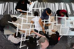 #كار_گروهى . #نکسورید  #کارگاه_نکسورید #کارگاه_ساخت_دیجیتال #فب_لب_ایران #فب_لب_تهران #فب_لب #nexorade #workshop #reciprocal_frame #fablab_iran #fablab_tehran #fablab #fablabir #fabricationlife #fablab.ir #architecture #structure #computionaldesign #teamwork