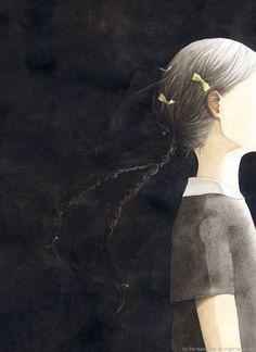 ♥ Beautiful Pins ♥ // Rie Nakajima Japanese Illustration, Children's Book Illustration, Japanese Artists, Art Pictures, Photos, Art Sketchbook, Female Art, Amazing Art, Comic Art