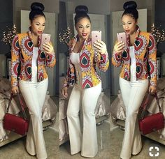 Ankara styles are the most beautiful pieces of clothing. Ankara Styles is one of the hottest African fashion you need to wear. We have many Women's African Fashion Style Outfits for you Perfe… African Print Dresses, African Dresses For Women, African Wear, African Attire, African Fashion Dresses, African Women, Fashion Outfits, Womens Fashion, African Prints
