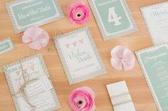 Individuelle Hochzeitspapeterie von WeddingRepublic.de und Tipps zur Planung | Hochzeitsblog - The Little Wedding Corner