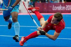 Red Lions:  This was goal Nr 3 against India!
