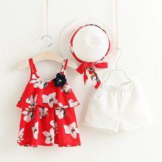 Dulce Del estilo de Corea ropa de niños ropa niños para las vacaciones de verano-imagen-Juegos de ropa para niños-Identificación del producto:60655924601-spanish.alibaba.com