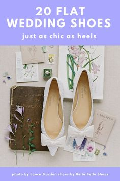 Classic & comfortable, we love the bridal flat! Shop these gorgeous flat wedding shoes that we think are *just as cute* as heels! #bridalshoes #bridalflats #weddingshoes #flats Ballet Wedding, Bridal Wedding Shoes, Chic Wedding, Designer Wedding Shoes, Bridal Sandals, Dance, Night, Pretty Outfits, Classic