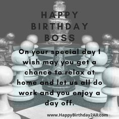 Happy Birthday Boss Quotes, Birthday Wishes For Boss, Birthday Quotes For Daughter, Birthday Cards For Mum, Best Friend Birthday, Sister Quotes, Best Friend Quotes, Leadership Quotes, Friendship Birthday Quotes