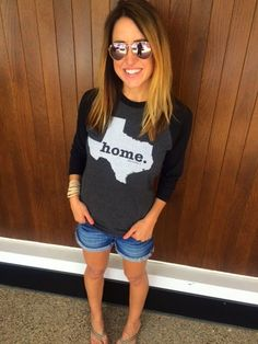 Crafty Texas Girls: Baseball T for the Sporty Mom (as seen on Shark Tank)