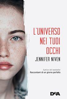 I miei magici mondi: Recensione: L'universo nei tuoi occhi di Jennifer ...