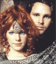 Pamela Courson & Jim Morisson
