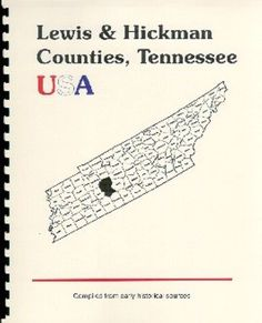 TN Decatur County Decaturville Perryville Tennessee 1887 history//bios New RP
