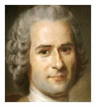 """Jean-Jacques Rousseau, born June 28, 1712 His political  philosophy influences the French Revolution as well as the  overall development of modern political, sociological and  educational thought. """" God makes all things good; man  meddles with them and they become evil ."""" Via mon ami Egene Solomon"""
