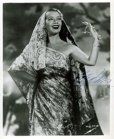 Lily Pons as Lakme.  My first opera and my first loved soprano.