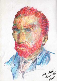 Vincent van Gogh, Mario Ramos (2005).