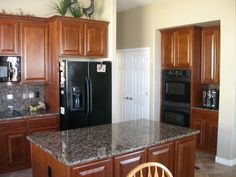 141 Best Kitchens With Black Appliances Images Black Appliance