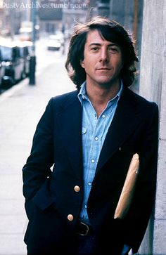 Dustin Hoffman- Funny some men look better as they get older