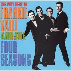 Frankie & Four Seasons Valli - Very Best of (CD)