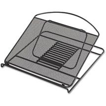 Walmart: Safco Onyx Adjustable Steel Mesh Laptop Stand, 12 1/4 x 12 1/4 x 1, Black