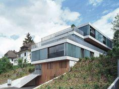 Ken Architekten - Projekte - Hausstapel