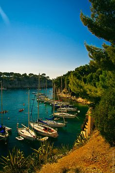 Just an amazing view from Cassis, Provence, France