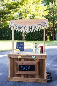 Lemonade Stand — Bryant Barn