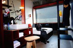 Volkshotel | Hotel Amsterdam