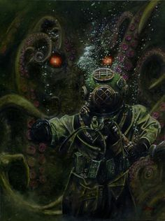 """It's well known that the great Cthulhu has a particular bond with artists of all sorts. In H.P. Lovecraft's """"The Call of Cthulhu"""" it's docu..."""