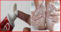 Melhore a aparência dos seus pés com um segredo simples