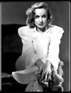 "Carole Lombard, famous for her roles in such screwball comedies as ""My Man Godfrey"" and ""To Be or Not to Be,"" and for her marriage to the actor Clark Gable, was killed on January 16, 1942 when the TWA DC-3 plane she was traveling on crashed en route from Las Vegas to Los Angeles. Lombard, born October 6, 1908, was only 33."