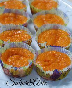 Mini Cakes, Cupcake Cakes, Magic Cake Recipes, Portuguese Recipes, Mini Desserts, Coco, Food Inspiration, Breakfast Recipes, Deserts
