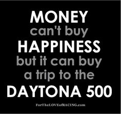 Daytona 500 Quote | NASCAR Quotes
